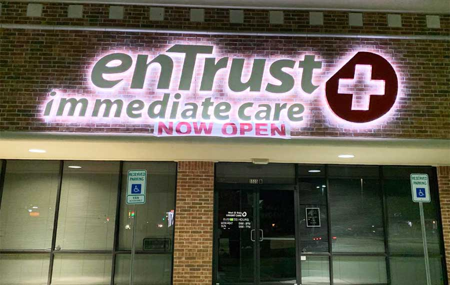 enTrust Urgent Care Memorial Drive, Houston TX